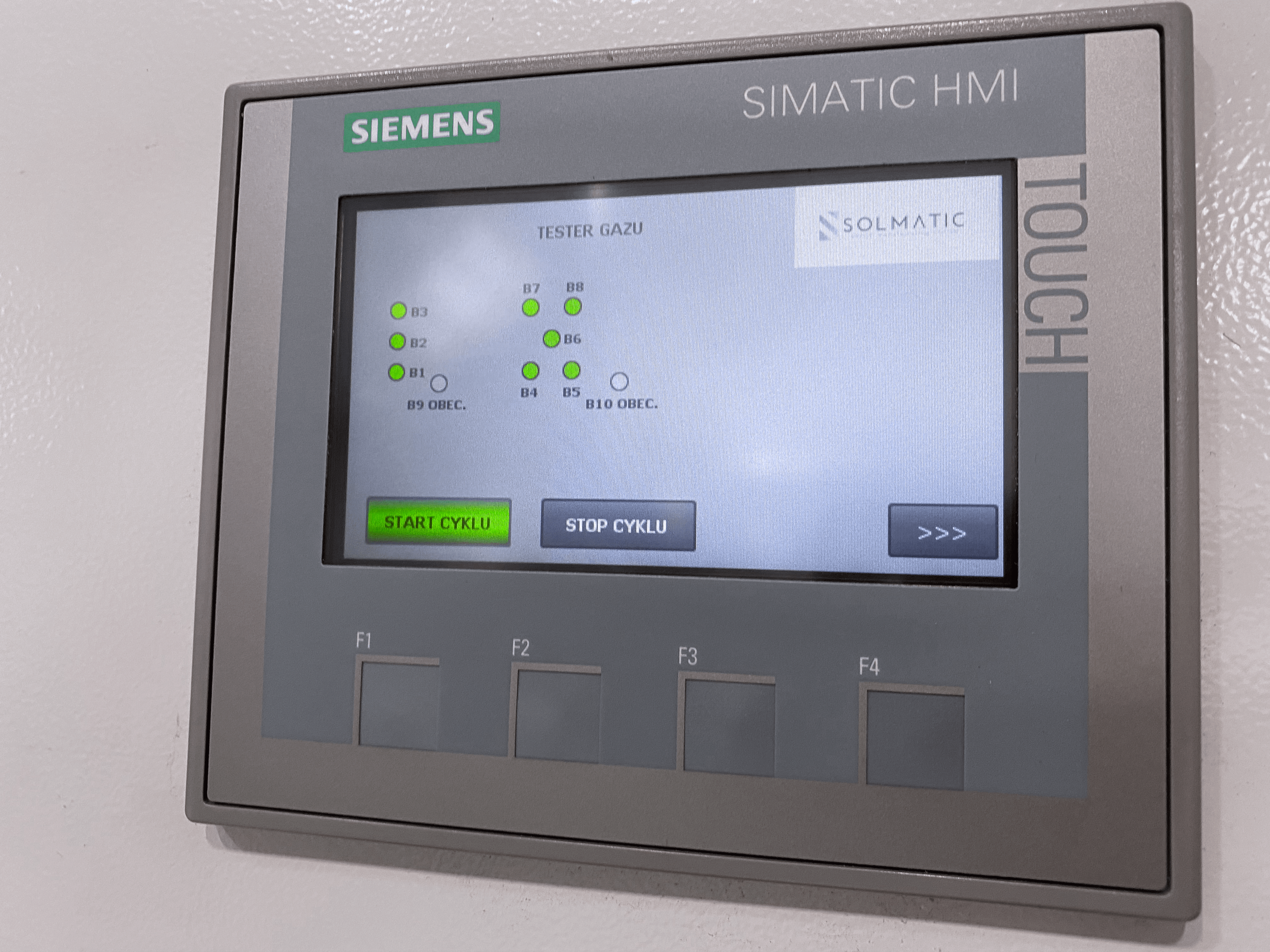 Dedicated systems for safety testing